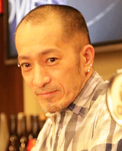 bar reboot HEAD 西川隆宏